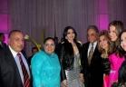 حفل زفاف نجلة الكاتب الصحفي عادل حمودة