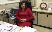 حياة أشقر، مديرة فرع بنك مركنتيل في وادي النسناس بحيفا تتحدث