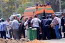 مصر: مقتل 7 على الأقل باصطدام قطار بحافلة طلبة