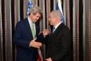 كيري يحذر نتنياهو من كشف تفاصيل المفاوضات مع إيران