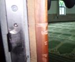 سرقة مسجد عراق الشباب في ام الفحم!