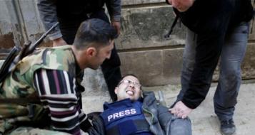 سوريا: مقتل 393 صحفيًا منذ بداية الأزمة !