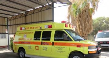 نتسيريت عيليت: إصابة عامل عربي بجراح خطيرة اثر انهيار سقف