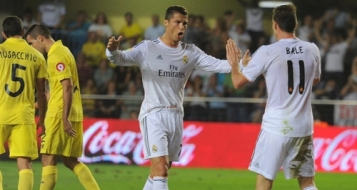 الدوري الاسباني: ريال مدريد vs فياريال