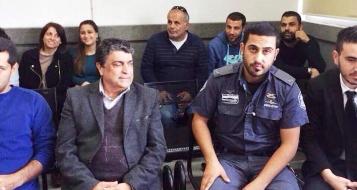 المحكمة تفرج عن جميع معتقلي المظاهرة المنددة بـالمعسكر الصهيوني
