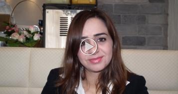 سندس صالح، المرشحة رقم 27 في المشتركة: طموحي الكنيست