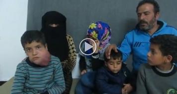 طفل سوري بحاجة إلى مساعدتكم لإستئصال ورم خبيث