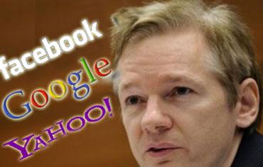 """مؤسس ويكيليكس: """"فيس بوك"""" جاسوس"""