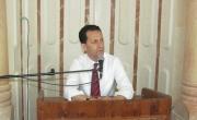 خطيب جامع عمر المختار يافة الناصرة يتحدث عن شعبان