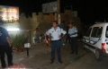 القاء قنبلة شظايا باتجاه بيت شرطي في كفر سميع