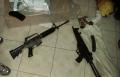 العثور على اسلحة داخل بيت في عبلين واعتقال اب وابنه
