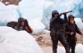 وثائقي التشبث بالحياة في آلاسكا : المغامرة على الجليد