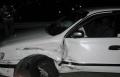 وادي عارة: إصابة شخصين بجراح متوسطة في حادث طرق