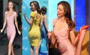 ميراندا كير تبدو رائعة الجمال بتوقيع ريم عكرا