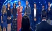 سلمى وبرواس حسين تغادران Arab Idol