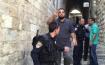 القدس: تمديد توقيف 4 من موظفي الأوقاف الاسلامية
