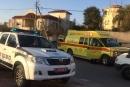 مفرق عوفر: مصرع عامل علق اسفل شاحنة