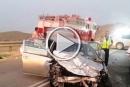 ضحيتا حادث متسبيه رامون: صابر ورياض زنون من وادي النعم