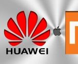 شاومي وهواوي تتقدمان على آبل في الصين