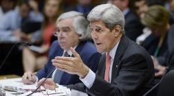 كيري يؤكد ان واشنطن ستسرع بيع الاسلحة لدول الخليج
