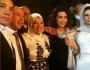 الظهور الأول لسوزان عطية منذ اعتزالها فى حفل زفاف ابنتها