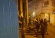 حرق بيت المشتبه  بقتل المرحوم حسين محاجنة من ام الفحم