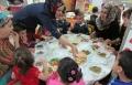 ام الفحم: تنظيم فطور جماعي لاطفال روضة السنابل