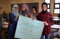 انتخابات محوسبة: علي عثامنة رئيسًا لمجلس الطّلّاب في ابن سينا الثّانويّة