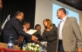 مدرسة الافاق تفوز بجائزة مدير لواء القدس للتربية والقيم