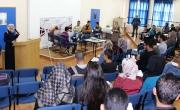 """الجامعة العربية الأمريكية تنظم مسابقة توعوية بعنوان """"youth 4 justice"""""""