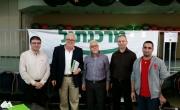 بنك مركنتيل يُشارك في مهرجان الخبز الأسود للتغذية الصحية في الناصرة