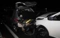 8 إصابات بحادث طرق قرب ساجور