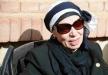 انهيار رجاء حسين أثناء دفن الفنان حمدى أحمد