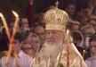 قداس عيد الميلاد في روسيا