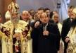قيادات كنسية تهنئ البابا تواضروس بعيد الميلاد المجيد