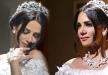 ديانا حداد تفاجئ جمهورها بفستان الزفاف