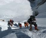 زلزال نيبال قصّر قمة العالم افرست