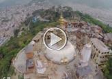 نيبال: هكذا أصحبت كاتماندو بعد الزلزال المدمر