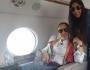 شريهان وابنتها بملابس الإحرام على فيسبوك