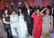 كل النجوم في زفاف هنادي ابنة فيفي عبده