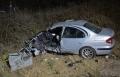 إصابتان أحدها خطيرة لنصراوي بحادث قرب نهلال