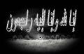 الناصرة: نجلاء محمد حسن عفيفي (أم خالد) في ذمة الله