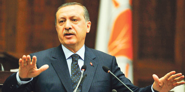 اردوغان: سفن حربية سترافق السفن