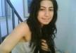 فتاة في لبنان تقوم بتمثيل دور