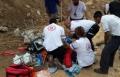اصابة طفيفة لعامل من شفاعمرو سقط خلال تواجده بورشة عمل