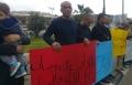 أم الفحم: تظاهرة احتجاجية على قانون المؤذن العنصري