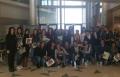 زيارة 66 طالب وطالبة من مدرسة البيان طمرة والشاملة كوكب ابو الهيجا الى شركة IBM