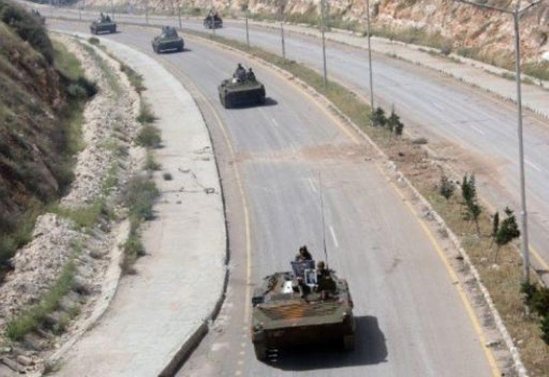 سورية.. الجيش يستعد لدخول جسر