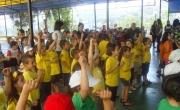 عرابة: مدرسة الغزالي الابتدائية تستضيف البساتين