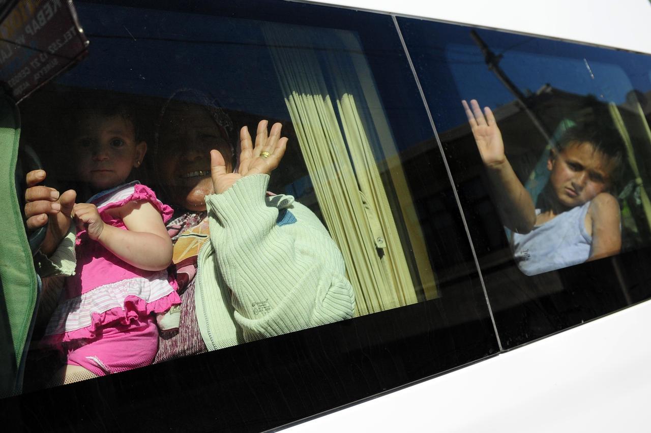 وصول 1050 لاجئا سوريا الى تركيا خلال الساعات الـ24 الأخيرة 481